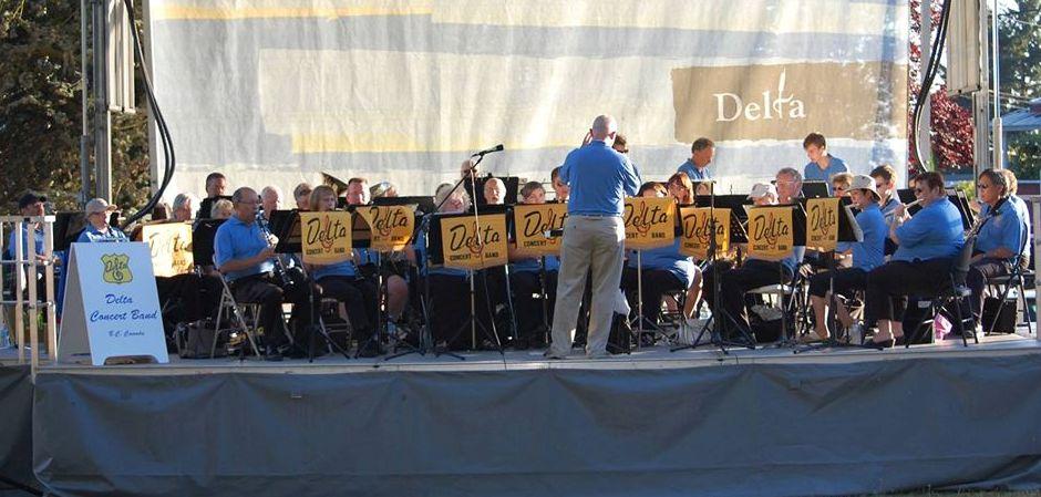 Delta Concert Band company